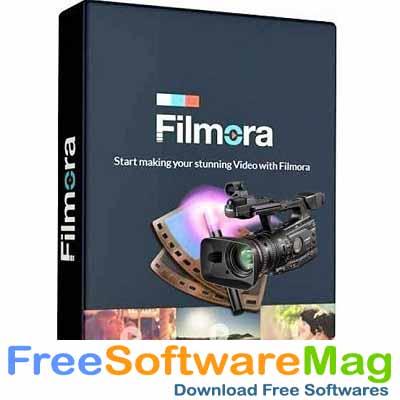 wondershare filmora 9 free download