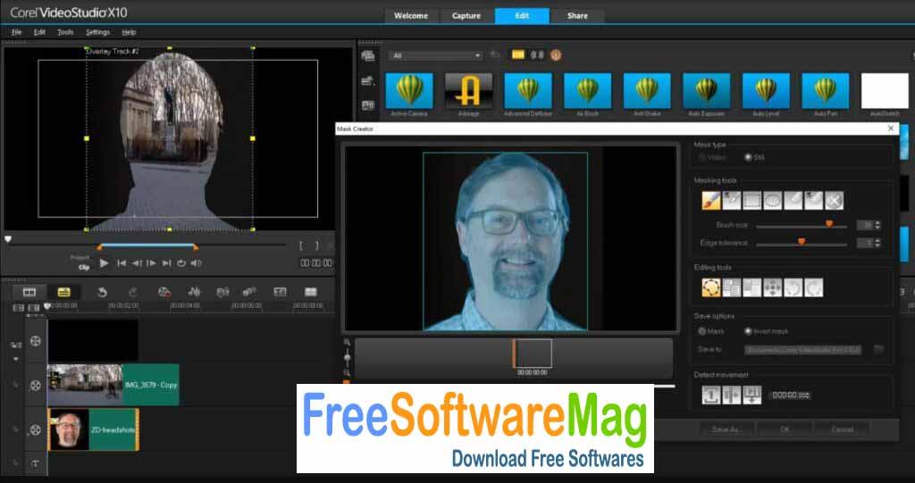 corel videostudio 10 free download full version