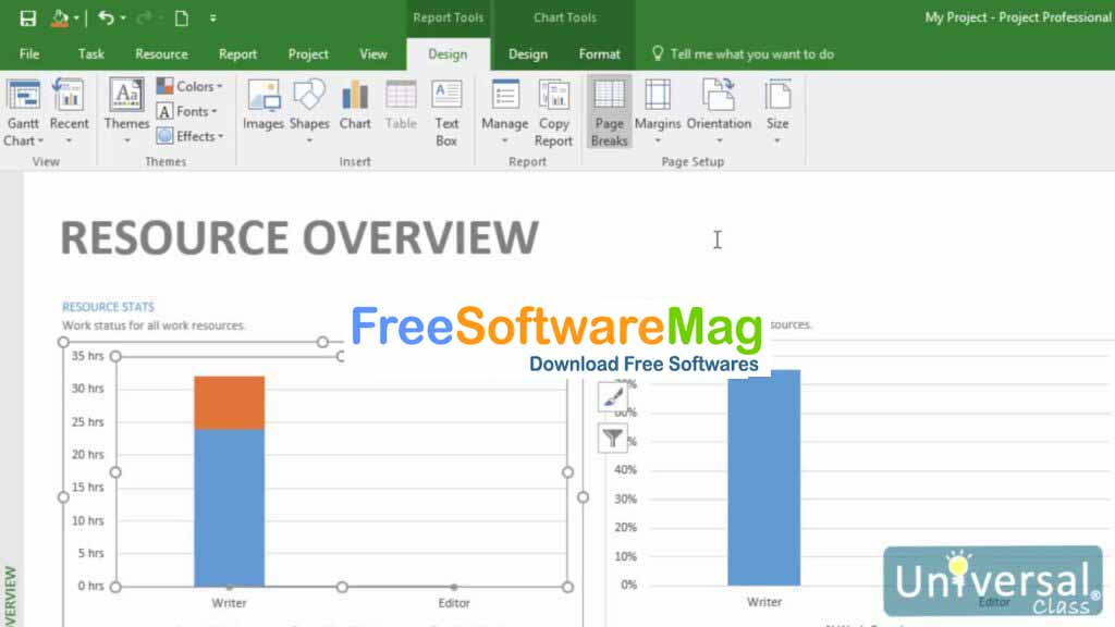Microsoft Project 2016 free download full version