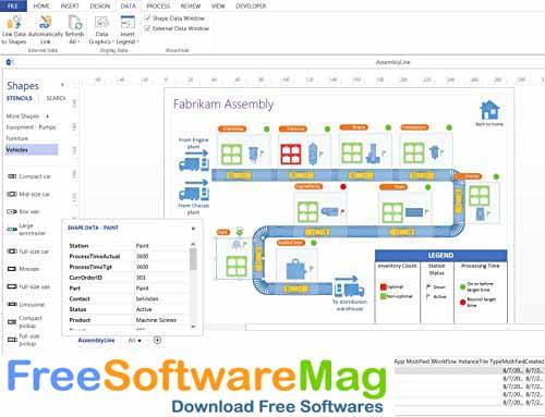 Microsoft Visio Professional 2016 Free-Download for Windows PC