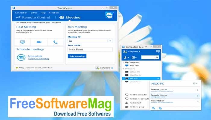 teamviewer 10 download free for windows 10 64 bit full version