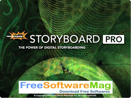 Toon Boom StoryBoard Pro 7 Free Download - Free Software Mag
