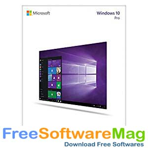 Windows 10 Professional Free Download - Free Software Mag