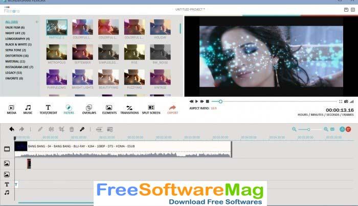 wondershare filmora 8 download