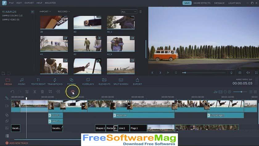 wondershare filmora 8 offline installer