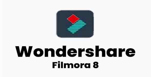 Wondershare Filmora 8 Free Download