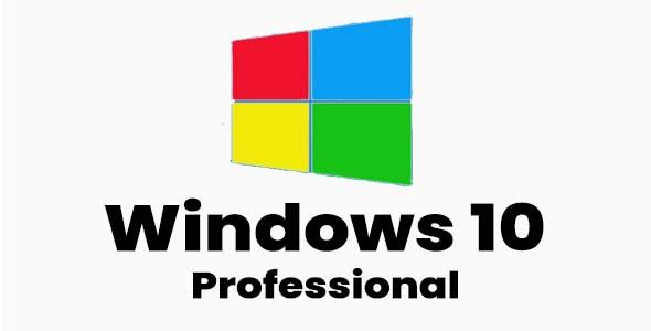 Windows 10 Professional Free Download