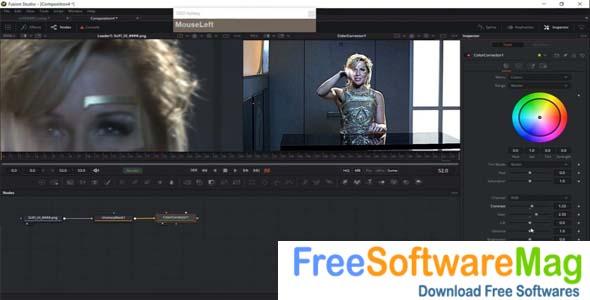 Free Download for Windows PC Blackmagic Fusion Studio 16.2