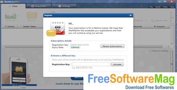 Offline Installer Download MailWasher Pro 7.13